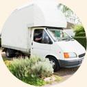 Big Isn't Always Better Man with a van
